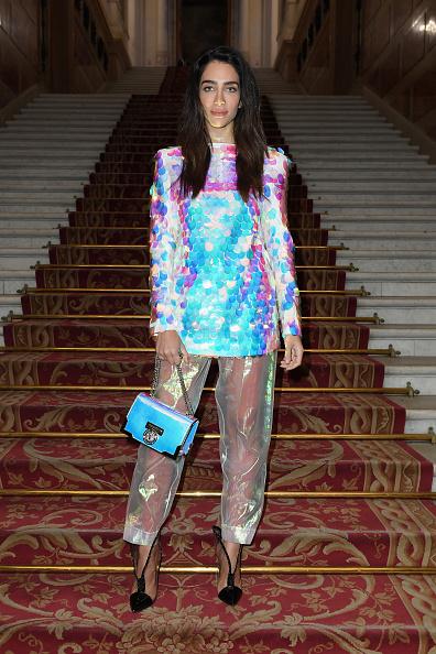 ポインテッドトゥ「Balmain : Arrivals - Paris Fashion Week Womenswear Spring/Summer 2019」:写真・画像(16)[壁紙.com]
