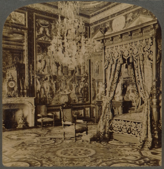 Bedroom「Bedroom Of Catherine De Medicis」:写真・画像(13)[壁紙.com]