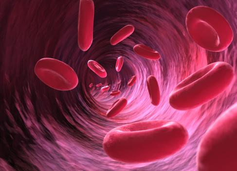 Digital Composite「red blood cell, computer generation」:スマホ壁紙(12)