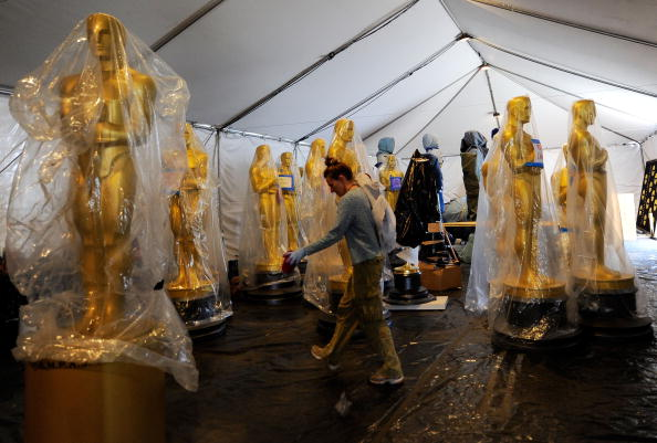 Preparation「Preparations Continue At Hollywood & Highland For The Academy Awards」:写真・画像(12)[壁紙.com]