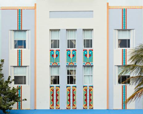 Miami「Miami Architecture」:スマホ壁紙(8)