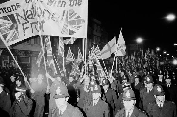 Patriotism「National Front Demo」:写真・画像(18)[壁紙.com]