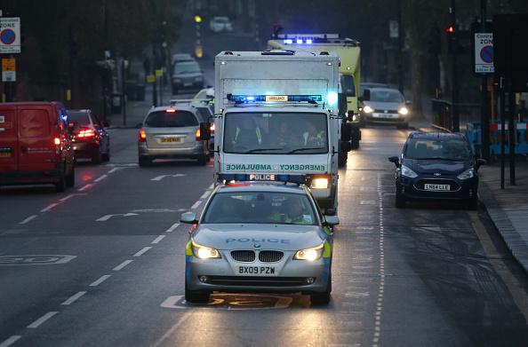 Infectious Disease「First Case Of Ebola Diagnosed In The UK」:写真・画像(4)[壁紙.com]