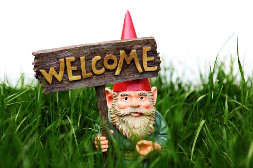 Garden Gnome「Welcome Garden Gnome」:スマホ壁紙(14)