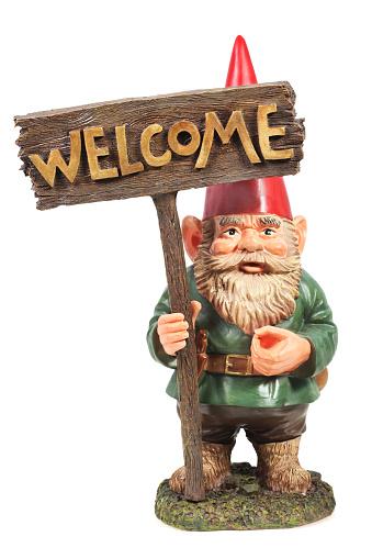 Garden Gnome「Welcome Garden Gnome」:スマホ壁紙(5)