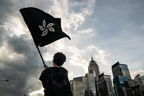 Protest「Anti-Extradition Protesters Rally In Hong Kong」:写真・画像(14)[壁紙.com]