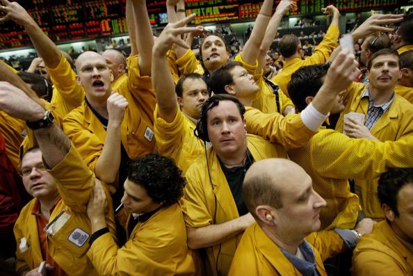 Trader「Federal Open Market Meets On Interest Rates」:写真・画像(15)[壁紙.com]