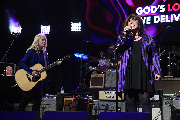 ハート「Third Annual Love Rocks NYC Benefit Concert For God's Love We Deliver」:写真・画像(11)[壁紙.com]