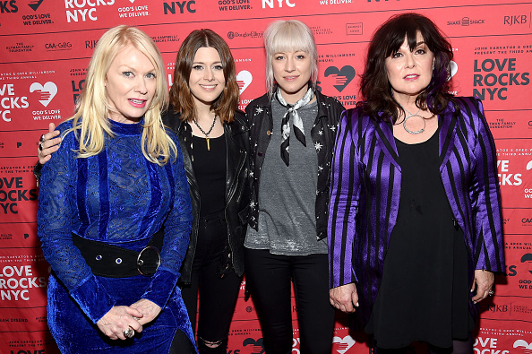 ハート「Third Annual Love Rocks NYC Benefit Concert For God's Love We Deliver」:写真・画像(15)[壁紙.com]