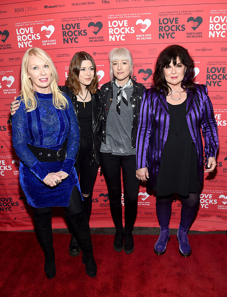 ハート「Third Annual Love Rocks NYC Benefit Concert For God's Love We Deliver」:写真・画像(14)[壁紙.com]