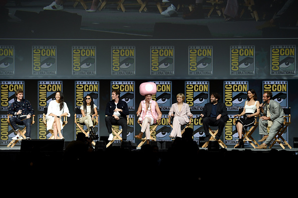 Comic con「Comic-Con International 2018 - Warner Bros. Theatrical Panel」:写真・画像(6)[壁紙.com]