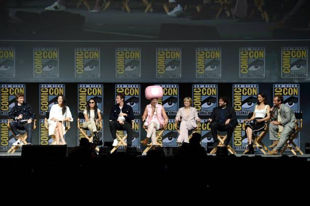 Comic-Con International 2018 - Warner Bros. Theatrical Panel:ニュース(壁紙.com)
