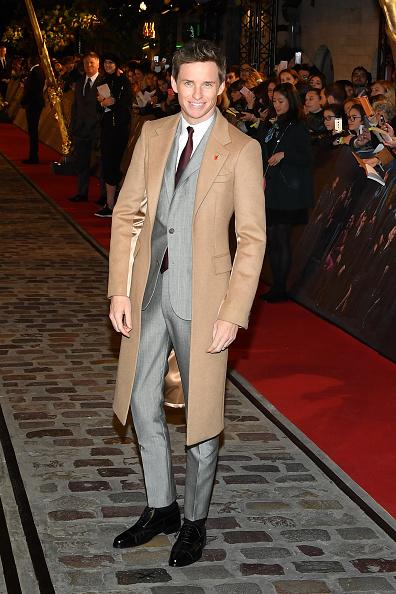 "Eddie Redmayne「""Fantastic Beasts: The Crimes Of Grindelwald"" World Premiere At UCG Bercy In Paris」:写真・画像(10)[壁紙.com]"