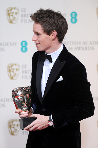 Eddie House「EE British Academy Film Awards 2015 - Winners Room」:写真・画像(16)[壁紙.com]