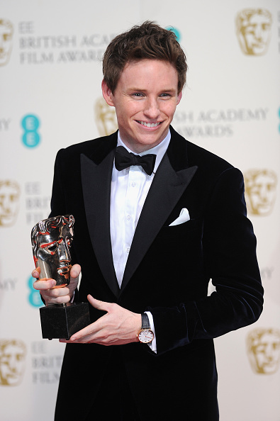 Eddie House「EE British Academy Film Awards 2015 - Winners Room」:写真・画像(7)[壁紙.com]
