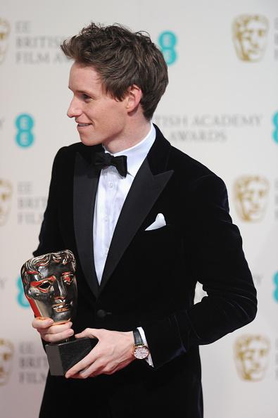 Eddie House「EE British Academy Film Awards 2015 - Winners Room」:写真・画像(11)[壁紙.com]