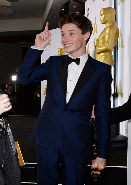 Incidental People「87th Annual Academy Awards - Press Room」:写真・画像(8)[壁紙.com]