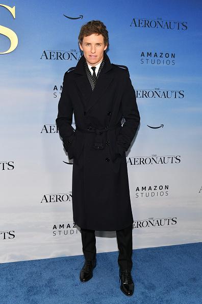 "Eddie Redmayne「""The Aeronauts"" New York Premiere」:写真・画像(17)[壁紙.com]"