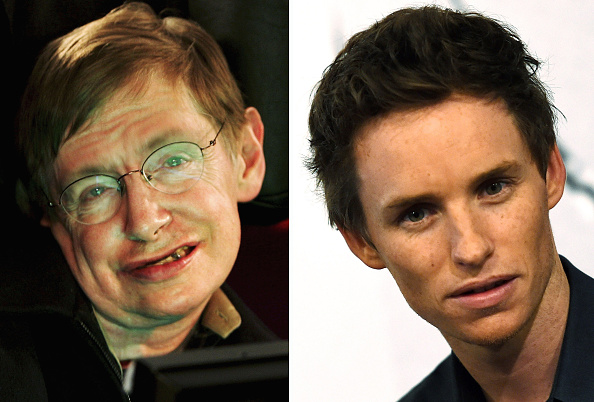 Composite Image「FILE PHOTO:  Eddie Redmayne To Play Stephen Hawking In Biopic Role」:写真・画像(9)[壁紙.com]