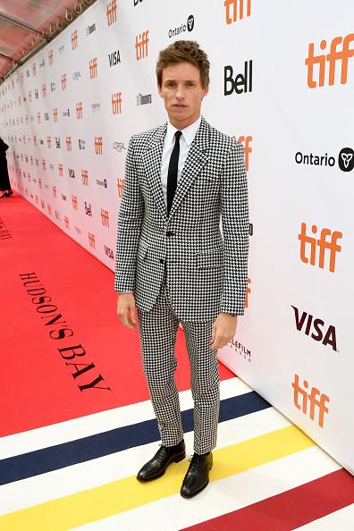 "Eddie Redmayne「2019 Toronto International Film Festival - ""The Aeronauts"" Premiere - Red Carpet」:写真・画像(7)[壁紙.com]"