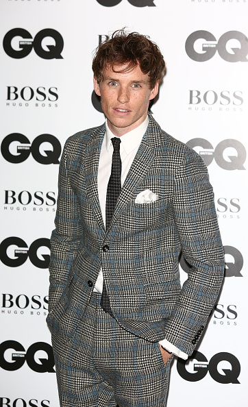 Checked Suit「GQ Men Of The Year Awards - Red Carpet Arrivals」:写真・画像(12)[壁紙.com]