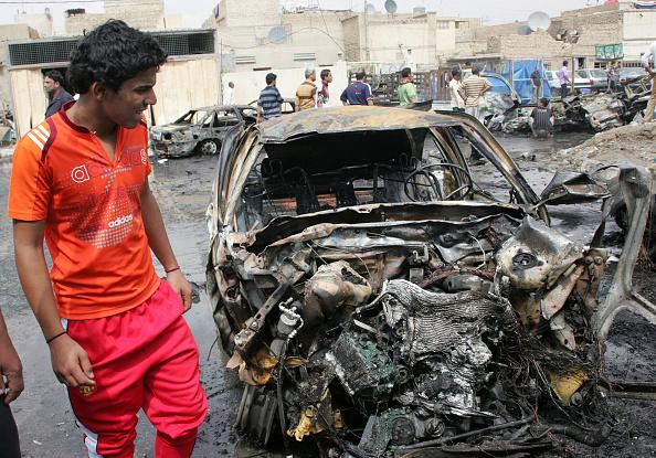 Sadr City「Triple Bombing In Baghdad Kills At Least 60」:写真・画像(9)[壁紙.com]