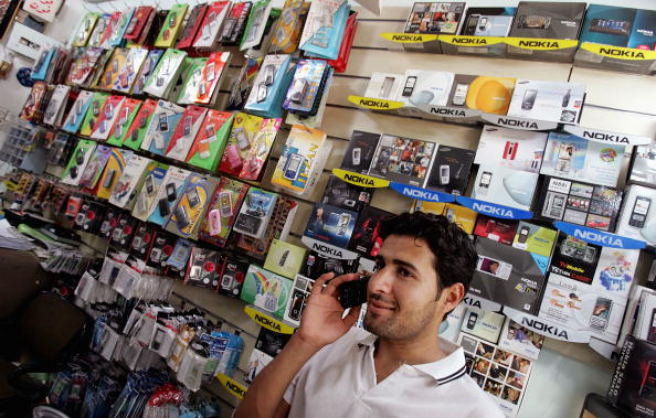 Wireless Technology「Mobile Phone Usage Increases In Iraq」:写真・画像(8)[壁紙.com]