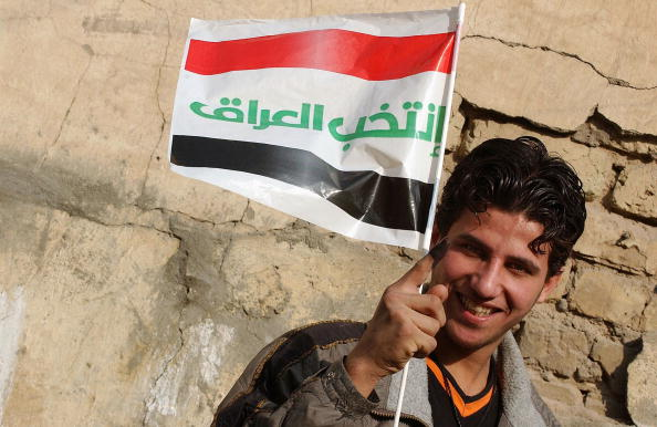 Sadr City「Iraqis Go To The Polls For Parliamentary Elections」:写真・画像(17)[壁紙.com]