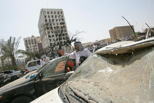 Baghdad「Many Dead As Central Baghdad Hit By Truck Bombs」:写真・画像(9)[壁紙.com]