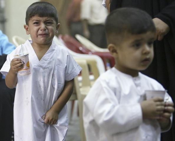 Circumcision「Iraqi Children Circumcised in Baghdad」:写真・画像(12)[壁紙.com]