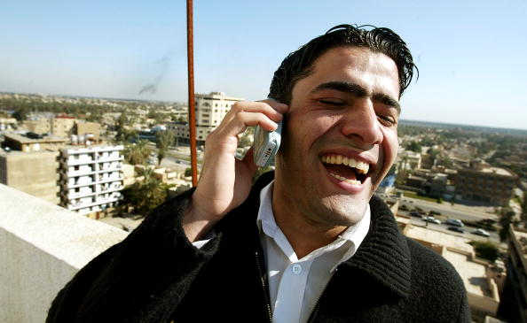 Wireless Technology「Iraqis Get Affordable Cell Phones」:写真・画像(1)[壁紙.com]