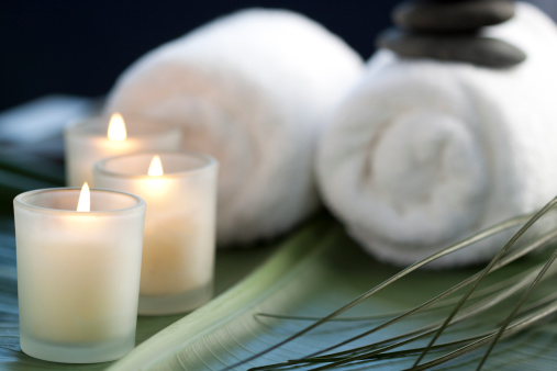 Health Spa「Candles at the spa」:スマホ壁紙(8)
