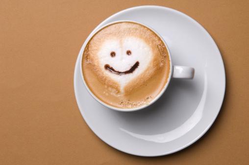 Coffee - Drink「Cappuccino」:スマホ壁紙(0)