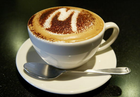 Cappuccino「First McCafe Opens In Northern California」:写真・画像(10)[壁紙.com]