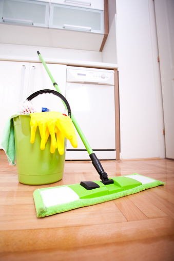 Motion「house cleaning」:スマホ壁紙(3)