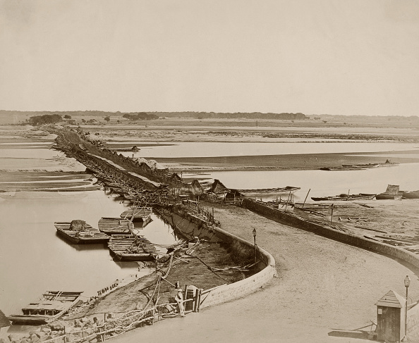 Delhi「Bridge Of Boats」:写真・画像(0)[壁紙.com]