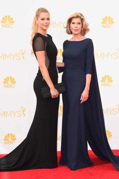 Christine Baranski「66th Annual Primetime Emmy Awards - Arrivals」:写真・画像(2)[壁紙.com]