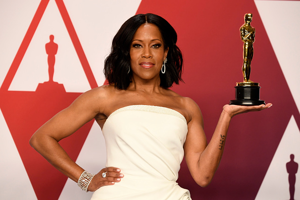 Best supporting actress prize「91st Annual Academy Awards - Press Room」:写真・画像(10)[壁紙.com]
