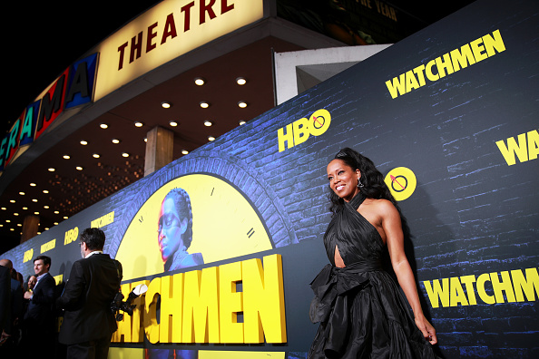 "HBO「Premiere Of HBO's ""Watchmen"" - Red Carpet」:写真・画像(7)[壁紙.com]"
