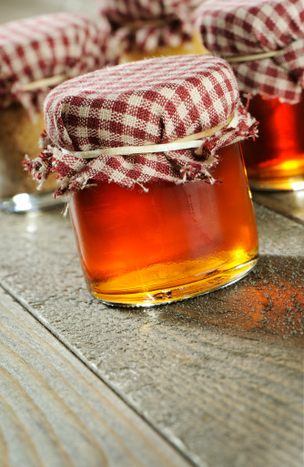 Maple Syrup「Homemade maple jellies and syrup」:スマホ壁紙(1)