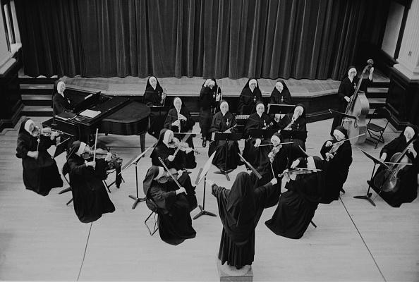 William Lovelace「Nuns Orchestra」:写真・画像(6)[壁紙.com]