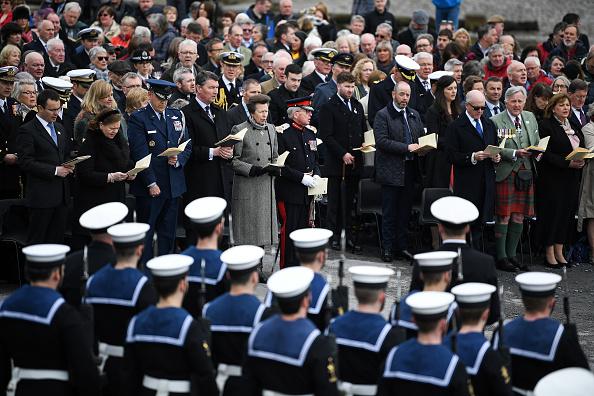 Connection「WW100 Scotland's Day Of Commemoration」:写真・画像(17)[壁紙.com]