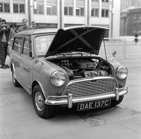 Evening Standard「BMC Mini Traveller」:写真・画像(19)[壁紙.com]