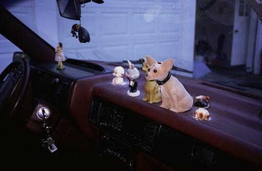 Hula Dancing「Toys on car dashboard」:スマホ壁紙(10)