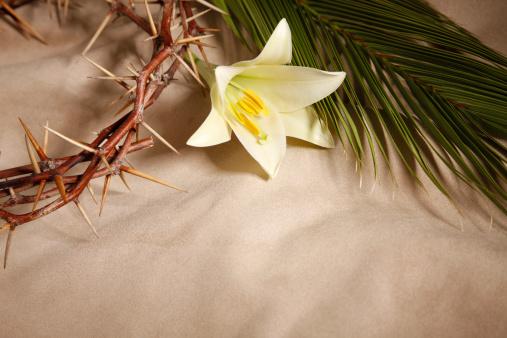 Crown - Headwear「Palm Sunday, Good Friday and Easter」:スマホ壁紙(0)