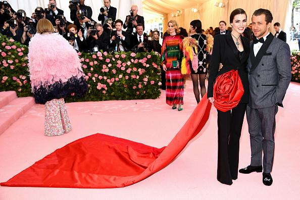 Alexander McQueen - Designer Label「The 2019 Met Gala Celebrating Camp: Notes on Fashion - Arrivals」:写真・画像(18)[壁紙.com]