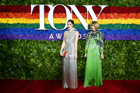 Silver Colored「73rd Annual Tony Awards - Red Carpet」:写真・画像(6)[壁紙.com]