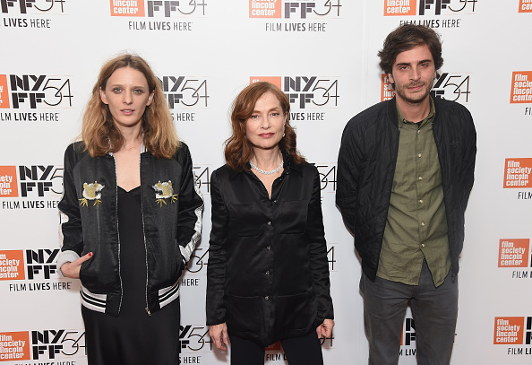 """Classical Style「54th New York Film Festival - """"Things To Come"""" & """"Elle""""」:写真・画像(15)[壁紙.com]"""