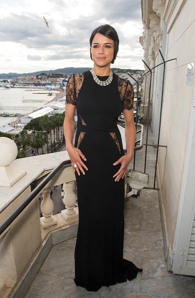 Architectural Feature「Michelle Rodriguez Visits The Avakian Suite During The 68th Annual Cannes Film Festival」:写真・画像(13)[壁紙.com]