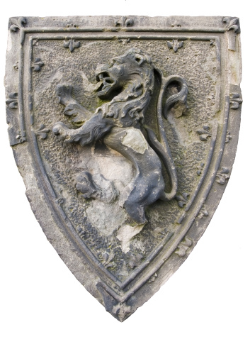 Furious「Coat of arms with standing lion」:スマホ壁紙(5)